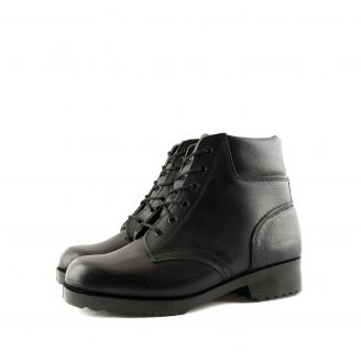31 ARMY SHOES ΜΑΥΡΟ